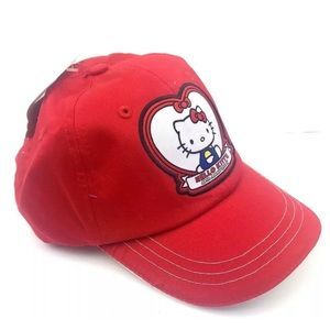 Hello kitty 40th Anniversary hat juniors children